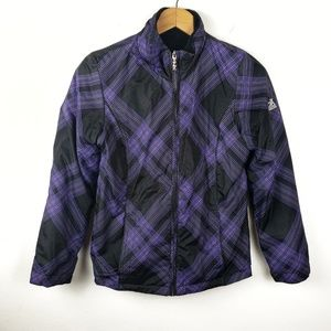 ZeroXposur | Purple Reversible Full Zip Jacket S